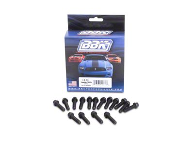 BBK 4.6L/5.4L Exhaust Header Bolt Kit (96-04 GT, Cobra)