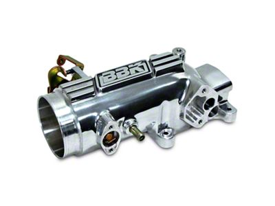 BBK 78mm Throttle Intake - Polished (96-04 GT)