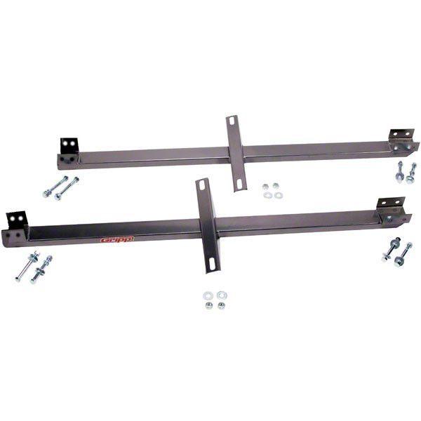 BBK Full Length Subframe Connectors w/ Seat Bracket Support (94-04 All)