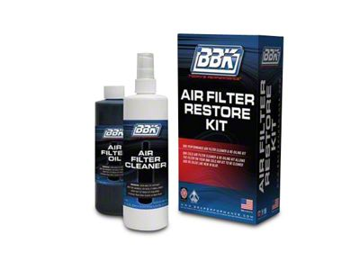 BBK Air Filter Cleaner & Re-Oil Kit (79-19 All)