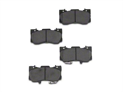Power Stop Z16 Evolution Clean Ride Ceramic Brake Pads - Front Pair (15-19 Standard GT, EcoBoost w/ Performance Pack)