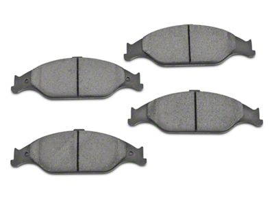 Power Stop Z16 Evolution Clean Ride Ceramic Brake Pads - Front Pair (99-04 GT, V6)