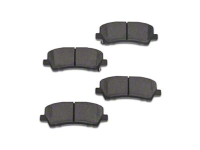 Power Stop Z16 Evolution Clean Ride Ceramic Brake Pads - Rear Pair (15-19 GT, EcoBoost, V6)