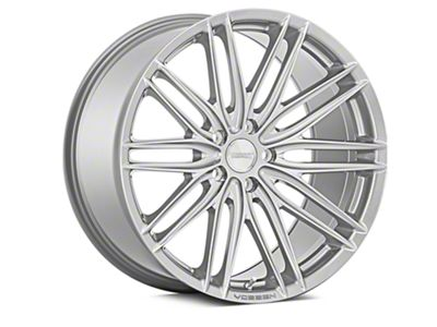 Vossen VFS-4 Silver Metallic Wheel - 20x9 (15-19 All)