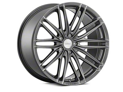 Vossen VFS-4 Gloss Graphite Wheel - 20x10.5 (15-19 All)