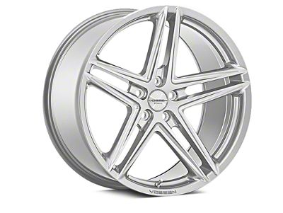 Vossen VFS-5 Silver Metallic Wheel - 20x9 (15-19 All)