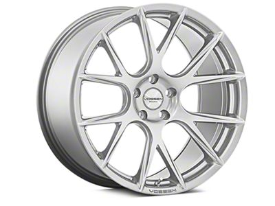 Vossen VFS-6 Silver Metallic Wheel - 20x10.5 (15-19 All)