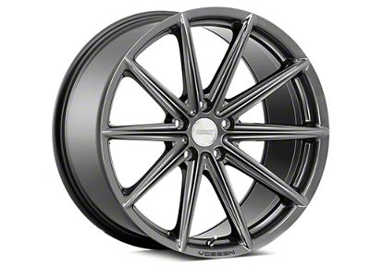 Vossen VFS-10 Gloss Graphite Wheel - 20x10.5 (15-19 All)