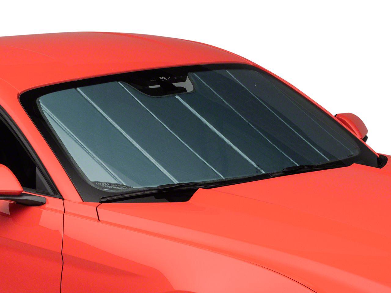 Covercraft UVS100 Custom Sunscreen - Blue (15-19 All)