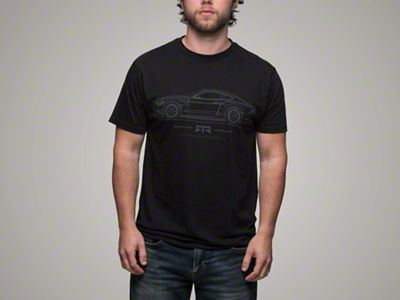 RTR Black Spec 5 T-Shirt