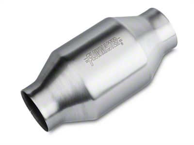 Flowmaster 200 Series High Flow Catalytic Converter - 2.25 in. Inlet/Outlet (79-95 All)