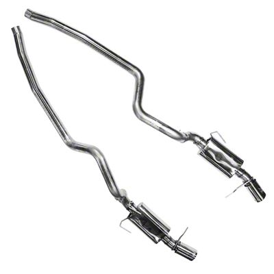 Kooks 2.5 in. x 3 in. Cat-Back Exhaust (05-09 GT, GT500)