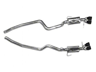 Kooks 3 in. Cat-Back Exhaust w/ Black Tips (13-14 GT500)