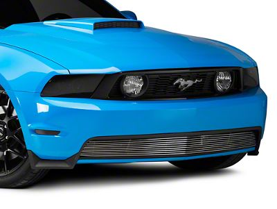 T-REX Billet Lower Grille - Polished (11-12 GT)