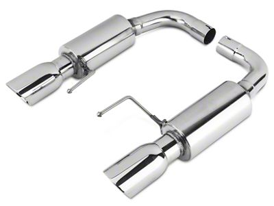Axle-Back Exhaust (15-17 GT)