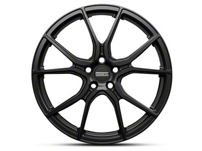 Fondmetal 191GB Gloss Black Wheel - 20x10.5 (15-19 GT, EcoBoost, V6)