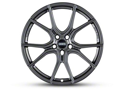 Fondmetal 191GB Gloss Black Wheel - 20x9 (15-19 All)