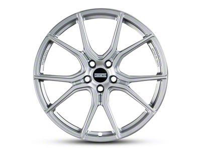 Fondmetal 191S Gloss Silver Wheel - 20x9 (15-19 All)