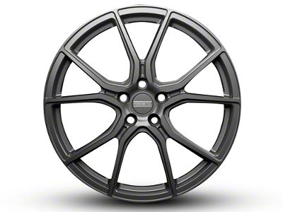 Fondmetal 191GT Gloss Titanium Wheel - 20x10.5 (15-19 All)