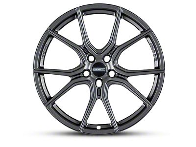 Fondmetal 191GT Gloss Titanium Wheel - 20x9 (05-14 All)