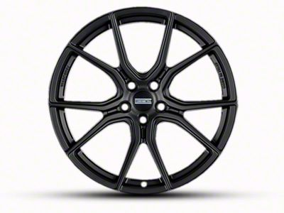 Fondmetal 191MB Matte Black Wheel - 20x10.5 (15-19 All)