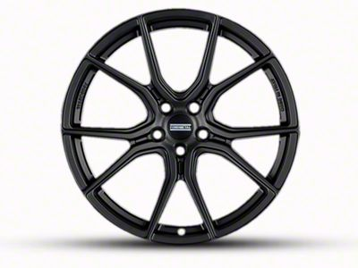 Fondmetal 191MB Matte Black Wheel - 20x9 (15-19 All)