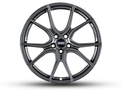Fondmetal 191MT Matte Titanium Wheel - 20x10.5 (15-19 All)
