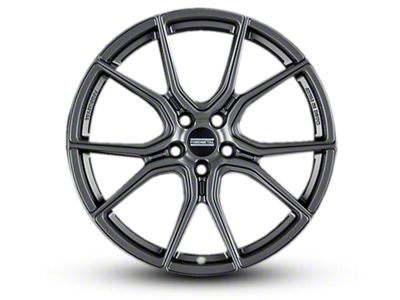 Fondmetal 191MT Matte Titanium Wheel - 20x9 (05-14 All)