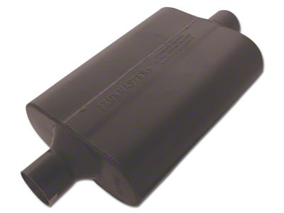 Flowmaster Super 44 Series Center/Center Muffler - 2.25 in. (Universal Fitment)