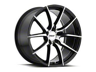 TSW Spring Gloss Black w/ Mirror Cut Face Wheel - 19x8.5 (15-19 EcoBoost, V6)