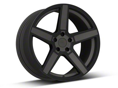 TSW Ascent Matte Gunmetal w/ Gloss Black Face Wheel - 19x9.5 (05-14 Standard GT, V6)