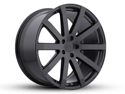 TSW Brooklands Matte Black Wheel - 20x10 (15-19 All)