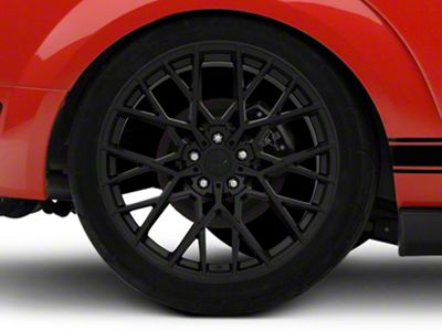 TSW Sebring Matte Black Wheel - 20x10 - Rear Only (05-14 Standard GT, V6)