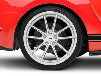 TSW Nurburgring Matte Gunmetal Wheel - 20x10.5 - Rear Only (15-19 All)