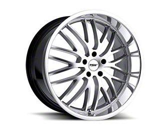 TSW Snetterton Hyper Silver w/ Mirror Cut Lip Wheel - 20x8.5 (05-14 Standard GT, V6)