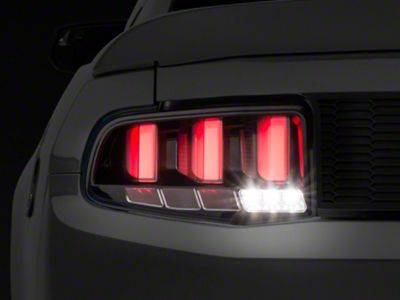 Raxiom Vector Tail Lights - White Diffusers (10-12 All)