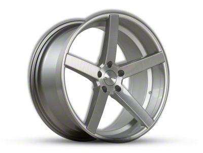 Rovos Staggered Durban Silver Wheel & Nitto INVO Tire Kit - 18x9/10.5 (94-04 All)