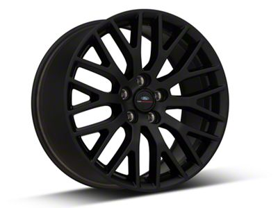 Ford Performance Performance Pack Matte Black Wheel - 19x9.5 (15-19 GT, EcoBoost, V6)