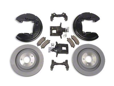 Ford Performance Rear Brake Kit (15-19 GT, EcoBoost)