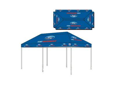 Ford Performance E-Z Up Tent - 10 ft. x 20 ft.