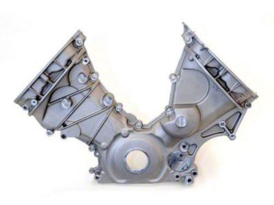Ford Performance 5.0L Coyote Front Engine Cover for Supercharged Applications (11-17 GT)