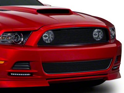 Cervini's Billet Grille - Brushed (13-14 GT, V6)
