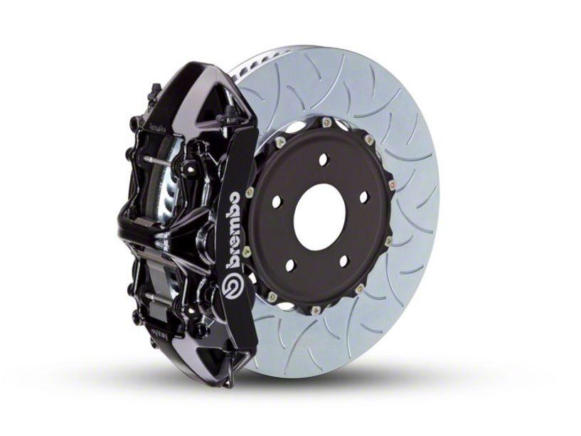Brembo GT Series 6-Piston Front Brake Kit - Type 3 Rotors - Black (15-19 EcoBoost, V6)