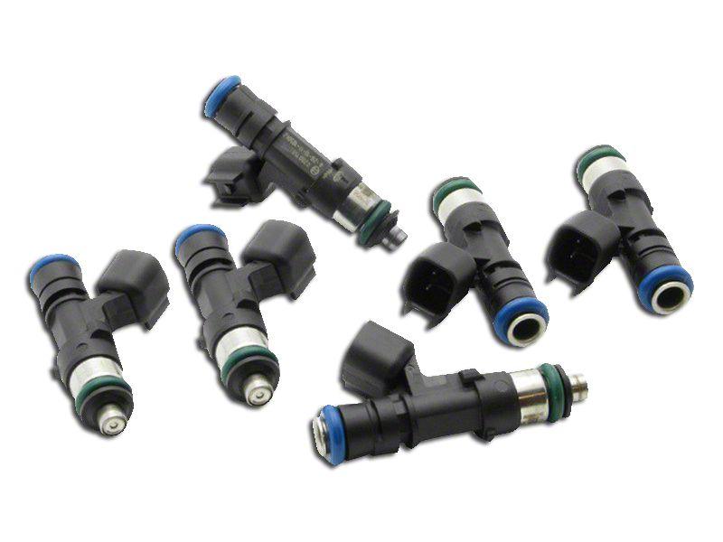 DeatschWerks Fuel Injectors - 1500cc (99-10 V6)