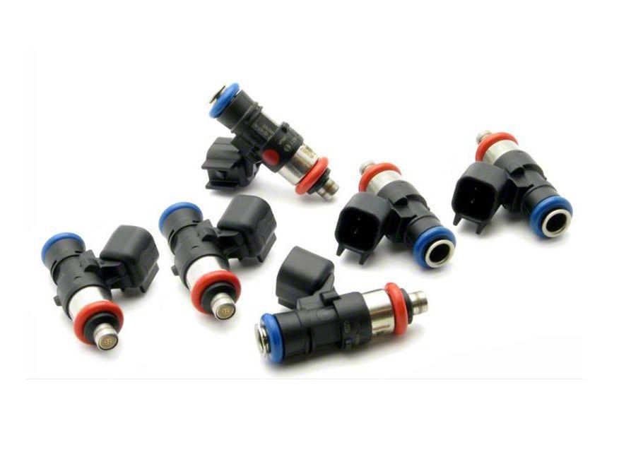 DeatschWerks Fuel Injectors - 50 lb. (11-17 V6)