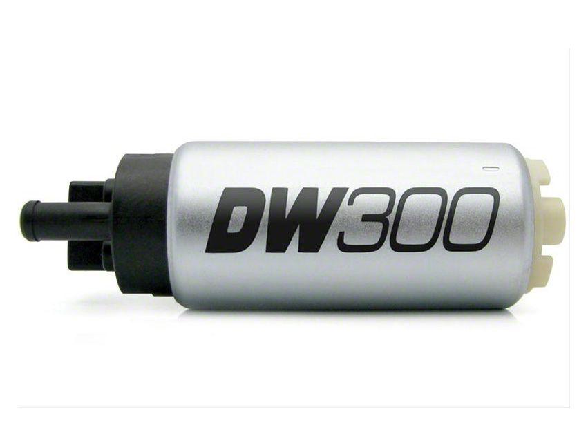 DeatschWerks In-Tank Fuel Pump w/ Install Kit - 340 LPH (96-97 GT)