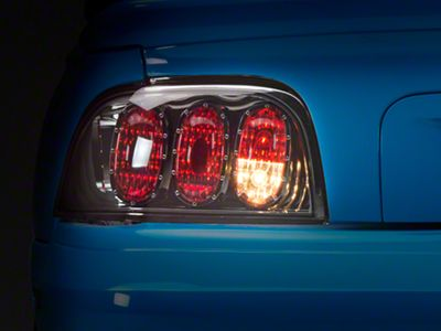 Alteon Platinum Smoke Euro Tail Lights (96-98 All)