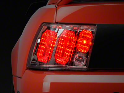 Alteon Crystal Clear Euro Tail Lights (99-04 All, Excluding 99-01 Cobra)