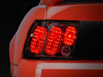 Axial Platinum Smoke Euro Tail Lights (99-04 All, Excluding 99-01 Cobra)