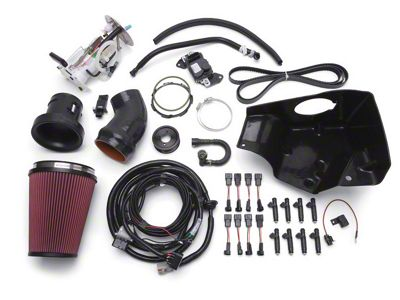 Edelbrock E-Force Stage 2 Track Supercharger Upgrade Kit (05-14 GT)
